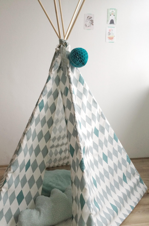 Extreem DIY: Tipi tent | Stefanie Jansen &ZL31